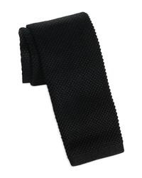 BOSS Knit Cotton Tie