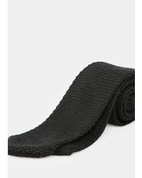 Mango Wool Knit Tie