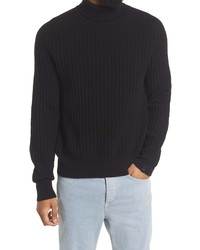 rag & bone Eco Merino Blend Turtleneck Sweater