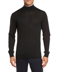 Calibrate Mock Neck Sweater