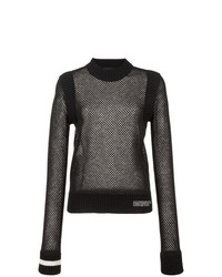 Calvin Klein 205W39nyc Open Knit Sweater