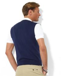 Polo Ralph Lauren Sweater Vest Core Solid Sweater Vest | Where to ...