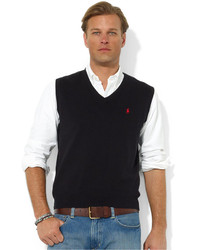 Polo Ralph Lauren Sweater Vest Core Solid Sweater Vest