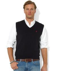 Sweater vest core solid sweater vest medium 178819