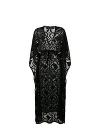 Celia Dragouni Lace Kaftan Dress