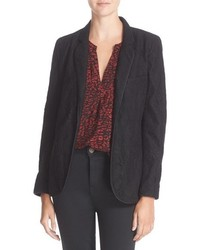 Joie Mehira Lace One Button Blazer