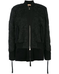 No.21 No21 Lace Bomber Jacket
