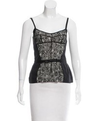 Dg lace bustier top medium 5369322