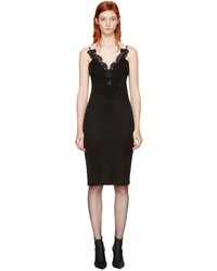 Givenchy Black Lace Cami Dress