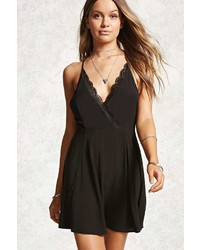 Forever 21 Lace Racerback Cami Dress