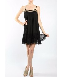 Ryu Lace Slip Dress