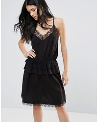 Minimum Lace Trim Cami Dress