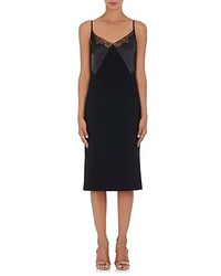 Nina Ricci Lace Trimmed Cami Dress