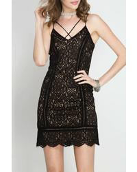 She Sky Cami Lace Dress