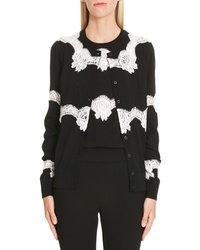 Dolce & Gabbana Wool Blend Cardigan