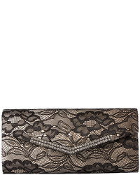 Jessica McClintock Ashley Lace Clutch