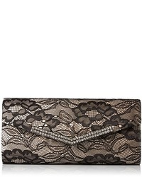Jessica McClintock Ashley Lace Envelope Clutch