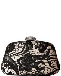 Jessica McClintock Brianna Lace Minaudiere Handbags