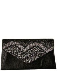 Jessica McClintock Lily Small Lace Envelope Clutch