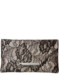 Jessica McClintock Riley Lace Envelope Clutch Clutch Handbags