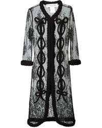 Christian Dior Vintage Lace Tulle Coat