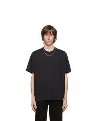Neil Barrett Black Necklace T Shirt