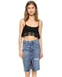Love Sadie Lace Crop Top