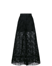 Sacai Sheer Lace Culottes