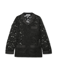 Valentino Med Corded Lace Shirt