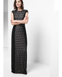 Mango Outlet Lace Gown