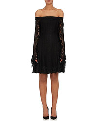 Nicholas Cornelli Lace Fit Flare Dress