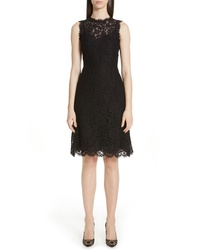 Dolce & Gabbana Lace A Line Dress
