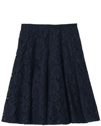 Rebecca Taylor Corded Lace Skirt