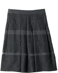 Rebecca Taylor Lace Full Skirt