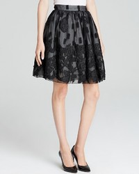 Alice + Olivia Skirt Pia Pouf Full