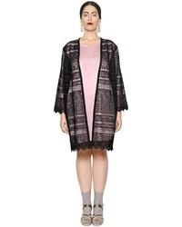 Macram lace long jacket medium 3756988