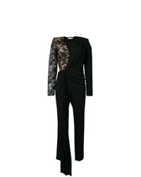 Givenchy Lace Draped Detailed Jumpsuit