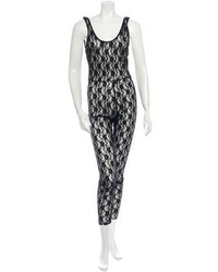 By Malene Birger Lace Jumpsuit W Tags