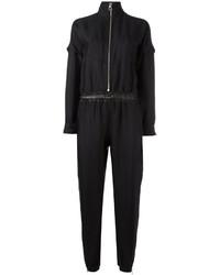 Versace Lace Patchwork Jumpsuit