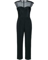 Lanvin Sweetheart Silk Blend Jumpsuit