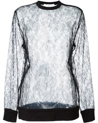 Givenchy Lace Blouse