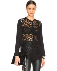 Tome Heavy Lace Top