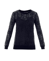 Theory Jaidyn Lace Top