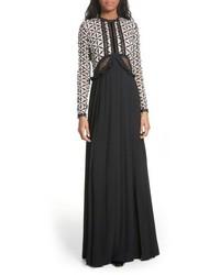Guipure lace maxi dress medium 4423323