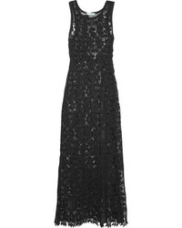 Jamie lace maxi dress black medium 845855