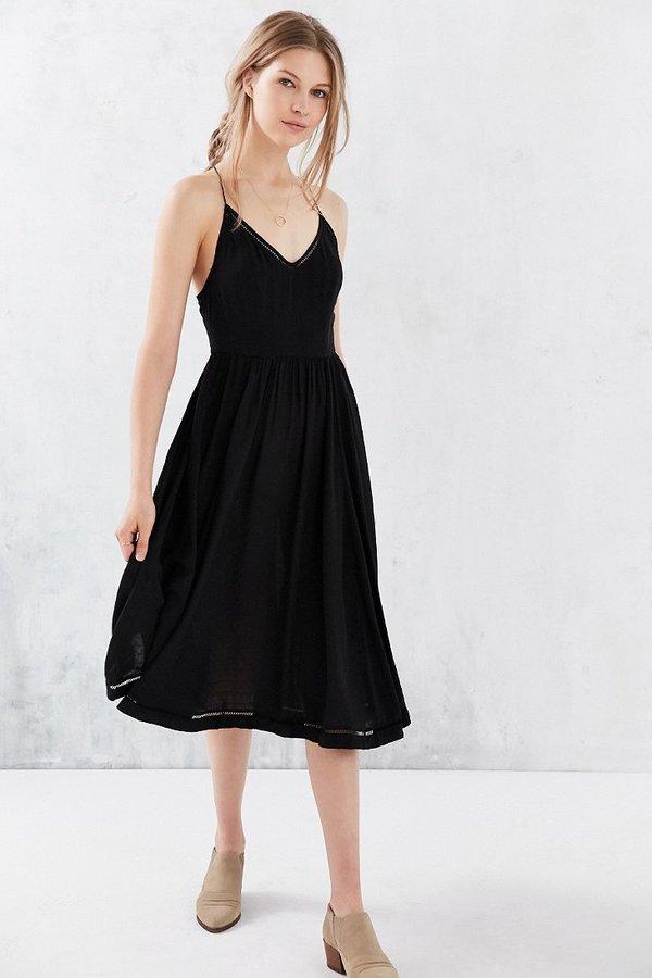 9260da3449d3 ... Kimchi   Blue Kimchi Blue Cindy Ladder Lace Midi Dress ...