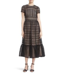 New york lace midi dress medium 827912