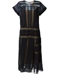No.21 No21 Lace Midi Dress