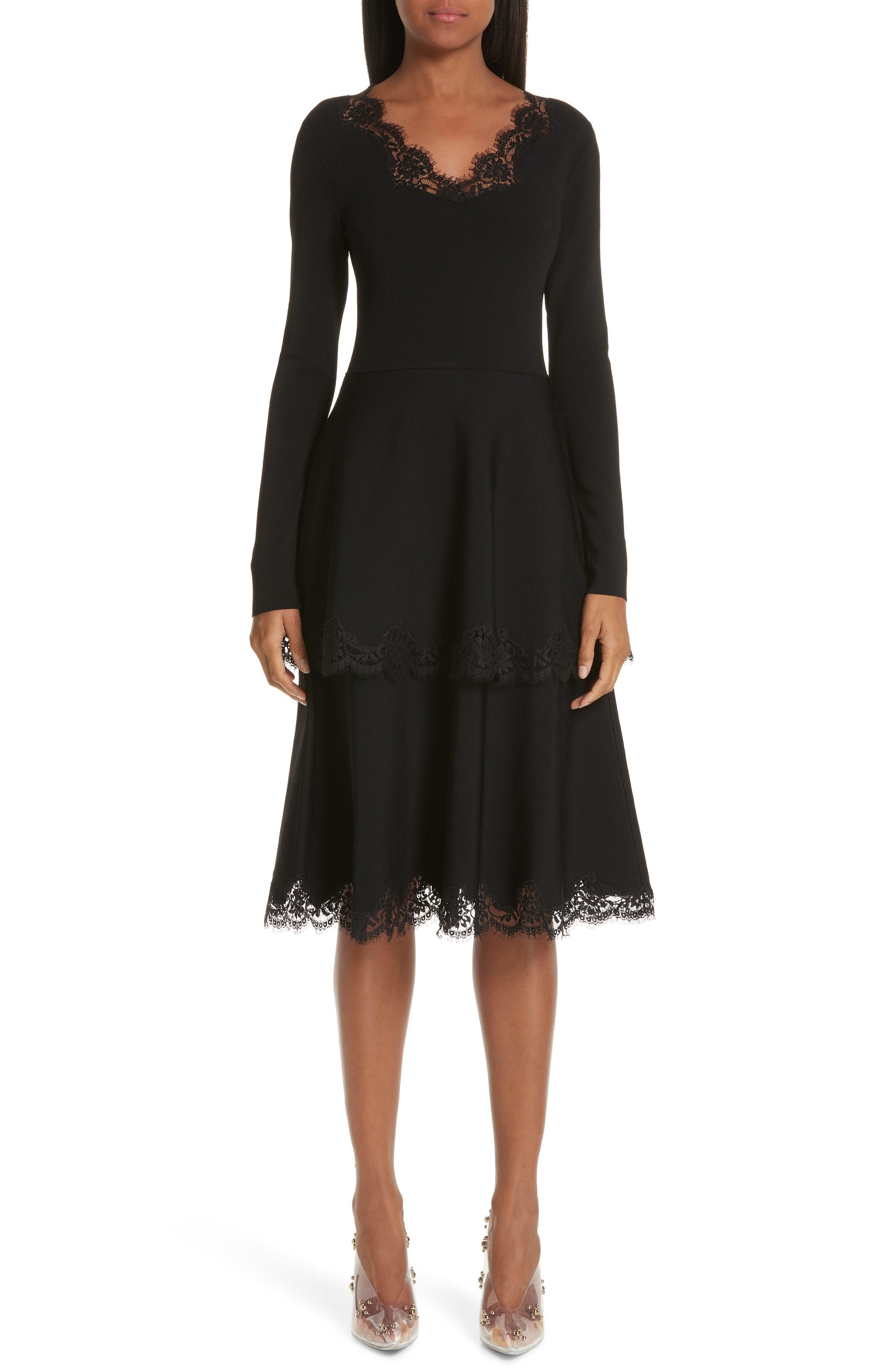 Stella McCartney Tiered Sweater Dress