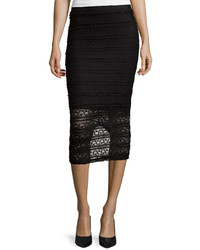Lace midi skirt medium 577700